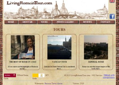 Living Rome In Tour - Tours