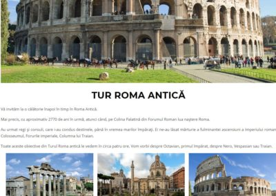 Ghid Roma - Tour