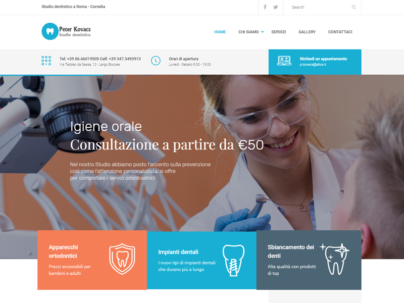 Studio dentistico Kovacs