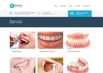 Studio Dentistico - Servizi