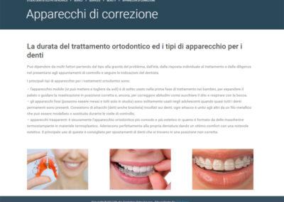 Studio Dentistico - Servizio