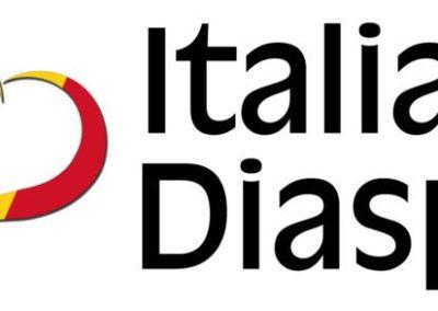 Logo - Italia Diaspora 3