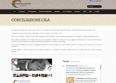 Conciliazione CILA - Home