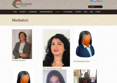 Conciliazione CILA - Mediatori