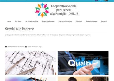 CoopServiziOnlus - Servizi Imprese