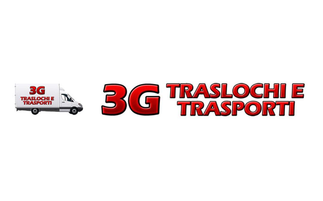 Logo 3G Traslochi e Trasporti