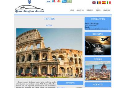 Roman Chauffeur Service - Tour