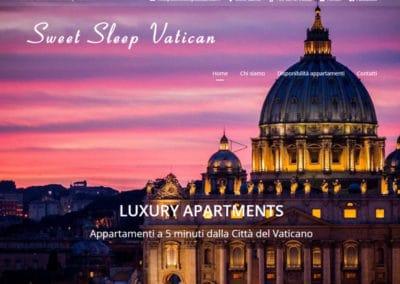 Sweet Sleep Vatican