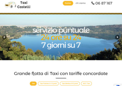 Taxi Castelli