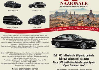 Broșură Transfer Nazionale