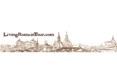 Logo Living Rome inTour