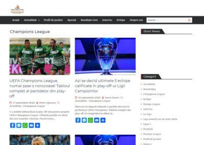 EuroFotbal-Categoria