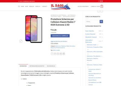 ilDaco - Prodotto